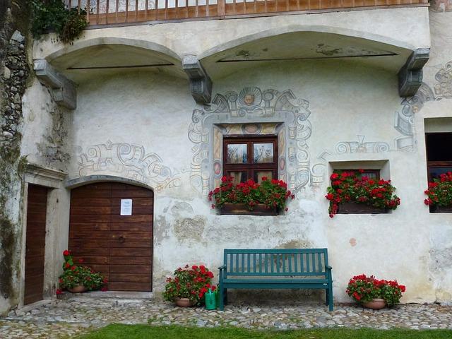 Unelmana talo Italiasta